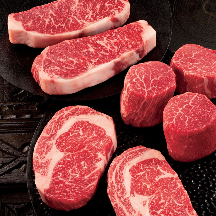 Wagyu Selection - Heavily Marbled Steak